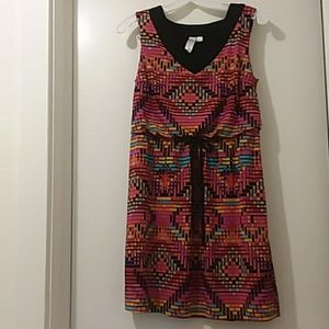 EMMA & MICHELE dress multicolor Small